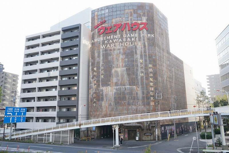 閉店間近、ウェアハウス川崎 駆け込み「電脳九龍城」 , UKOARA.com